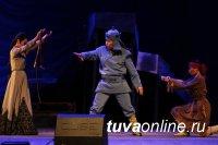 В Кызыле состоялась премьера музыкальной сказки о девушке-богатыре