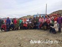 В Туве проходит Первый горный фестиваль