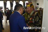 Глава Тувы Шолбан Кара-оол и Председатель Верховного Хурала Кан-оол Даваа посетили Улуг-Хемский район