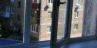 В Ак-Довураке двухлетняя девочка выпала из окна 2 этажа