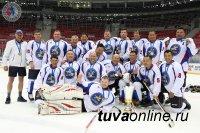 У Тувы впервые золото на всероссийском фестивале  по хоккею среди любительских команд в Сочи