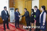 В Улан-Баторе состоялась встреча Главы Тувы Шолбана Кара-оола с Президентом Монголии