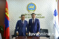 Официальная делегация из Тувы провела встречи в Минприроды и в Минэнерго Монголии