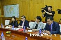 Министр обороны Монголии Н. Энхболд: «Тува – это сказка»