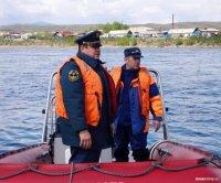 В Туве открылся сезон навигации для маломерных судов