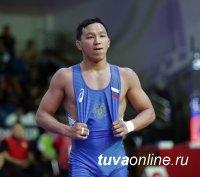 Тувинский военнослужащий Начын Куулар стал трехкратным чемпионом мира по борьбе