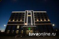 Первой из 28 отелей престижной гостиничной сети AZIMUT «5 звезд» получила новая гостиница в Кызыле, столице Тувы