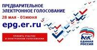 Предварительное голосование партии «Единая Россия»: как отдать голос за кандидата через Интернет