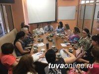 Кызыл: Ко Дню легкой промышленности на бизнес-завтраке обмен идеями и перспективами