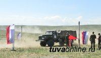 Жителей Тувы приглашают на торжественное закрытие Всеармейского этапа конкурса «Военное ралли»