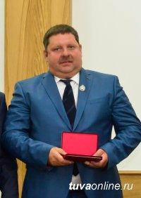 В День России вручены государственные награды Республики Тыва