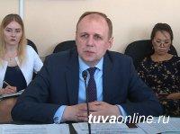 В Туве с рабочей поездкой побывал заместитель руководителя ФАС России Даниил Фесюк