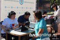 В Туве сокращается количество налоговых проверок
