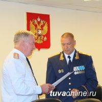 Андрей Потапов переехал из Кызыла в  Красноярск, где возглавил Главное следственное управление
