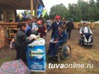 Ветеран Ольга Дамдын: В новом оздоровительном комплексе на аржаане Арголик (Уургайлыг) есть все возможности для отдыха пожилых людей и людей с ограниченными возможностями