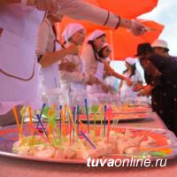 Фестиваль «Ак-Чем» («Белая пища»): Лучший быштак готовят сыроделы Улуг-Хемского кожууна Тувы