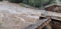 Меры по мобилизованному прохождению периода ливневых дождей и ликвидации их последствий обсуждались на КЧС Тувы