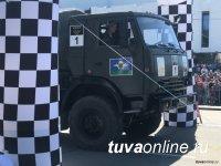 В Туве 29 июля стартует международный этап конкурса «Военное ралли» Армейских международных игр- 2018