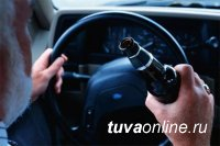 Сотрудники ГИБДД Тувы призывают сообщать по телефонам 56611 и 56629 о пьяных водителях за рулёмм