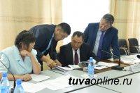 Глава Тувы предупредил, что готов к жестким мерам по защите лечебного озера Дус-Холь