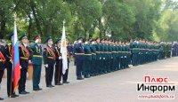 Четыре лейтенанта из Тувы закончили в этом году Сибирский федеральный университет