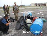 При силовой поддержке СОБР Управления Росгвардии по Туве задержаны подозреваемые в незаконной ловле рыбы в заповедной Тодже