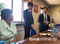В Туву прибыл генконсул Кореи в Иркутске