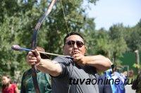 12 августа участвуйте в турнире по стрельбе из тувинского национального лука!