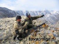 Охотники Тувы вышли на добычу кабана, козла, медведя