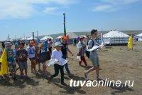 По итогам работы профильных смен детских лагерей Кызыла отмечены авторы лучших сочинений о «Наадыме»