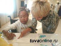 В Кызыле прошел благотворительный марафон в поддержку детей-инвалидов