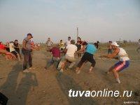18 августа состоится веселая спартакиада для жителей левобережных дачных обществ Кызыла