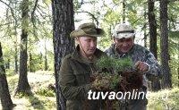 Владимир Путин провел выходные в Туве