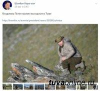 «Дело в нашей горной тайге и характере Путина – они друг друга стоят» - Шолбан Кара-оол