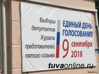 Уточнить участок для голосования на выборах депутатов Хурала представителей Кызыла можно по телефону 31598