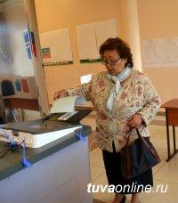 В столице Тувы в выборах депутатов городского парламента на 12 часов приняло участие 15% избирателей