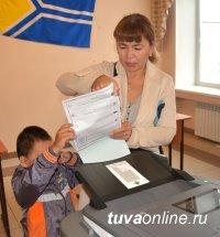 78% кызылчан поддержали «Единую Россию» на выборах депутатов городского парламента