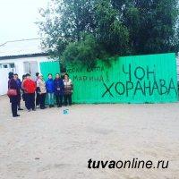 """В Туве в День трезвости общественники привлекли внимание к пагубности """"зеленого змия"""""""