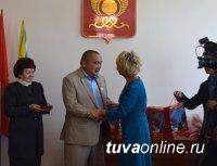 Людмила Волгина: «Я люблю вас, дорогие кызылчане!»
