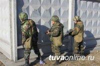 В Кызыле с 18 по 21 сентября пройдут антитеррористические учения