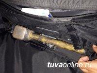 В Кызыле задержан подозреваемый в краже ювелирных изделий на 3 млн. рублей