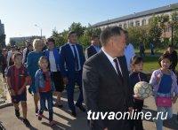 Ангарский бульвар после реконструкции радует жителей Южного микрорайона Кызыла