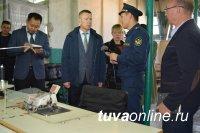Тува: Производственный сектор УФСИНа