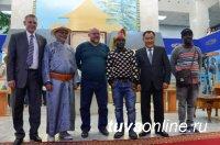 В Туве прошёл III международный фестиваль коллекционеров и мастеров ручных дел