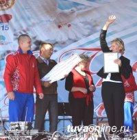 Первое место в новой номинации среди управляющих компаний в конкурсе «Цветущий Кызыл» завоевала УК «Уют»
