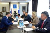 Глава Тувы и новый руководитель компании «Межегейуголь» обсудили вопросы сотрудничества