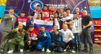 Тувинские борцы вольного стиля завоевали три медали на Чемпионате мира в Македонии