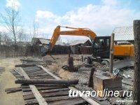 Муниципальный земельный контроль в Кызыле выявил захват 134 земельных участков без правоустанавливающих документов
