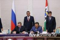 Тува и Омская область будут сотрудничать