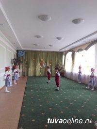 Воспитанники детских садов Кызыла представляют на Фестивале разные культуры народов России